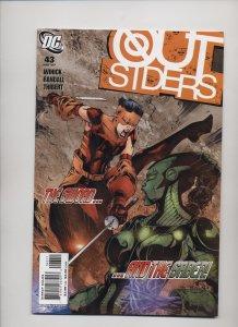 Outsiders #43 (2007)