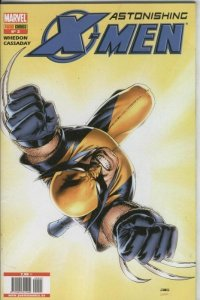 Astonishing X Men volumen 1 numero 03