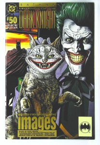 Batman: Legends of the Dark Knight #50, NM (Actual scan)