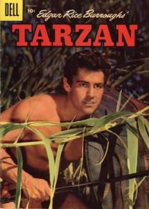 Tarzan (1948 series) #88, Fine (Stock photo)
