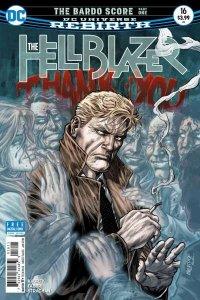 Hellblazer (2016 series) #16, NM- (Stock photo)
