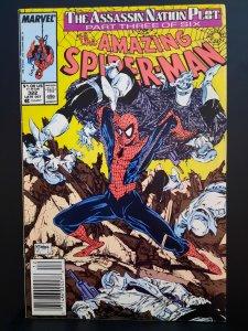 The Amazing Spider-Man #322 (1989) low grade