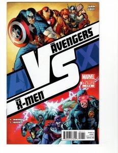 Avengers vs X-Men #1 (8.5-9.0) Modern Age Marvel ID52L