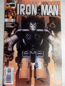 INVINCIBLE IRON MAN V3 # 20