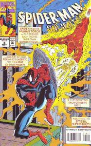 Spider-Man Unlimited #5 (May-94) NM Super-High-Grade Spider-Man
