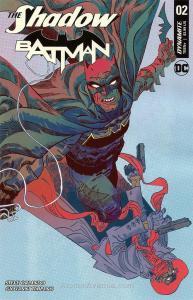 Shadow/Batman, The #2C VF/NM; Dynamite   save on shipping - details inside