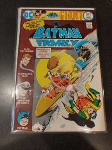 The Batman Family #4 (1976) HIGH GRADE