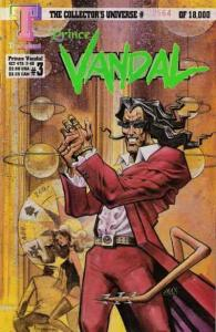 Prince Vandal #3 VF/NM; Triumphant | save on shipping - details inside