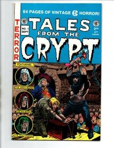 Tales from the Crypt #1 2 3 4 5 & 7 Set - EC Comics reprints - 1991 - (-NM)