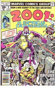 2001 #8 (Jul-77) NM Super-High-Grade Mr. Machine