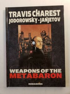 HUMANOIDS WEAPONS OF THE METABARONS HARD COVER GRAPHIC NOVEL