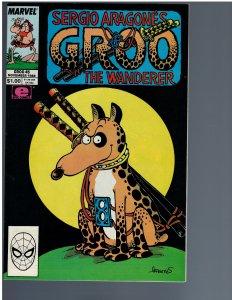 Groo the Wanderer #45 (1988)