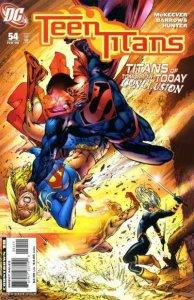 Teen Titans (2003 series) #54, NM + (Stock photo)
