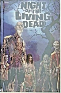 Night of the Living Dead HC Vol 1-3 Set; vol 1 Signed 3x! Cover Price
