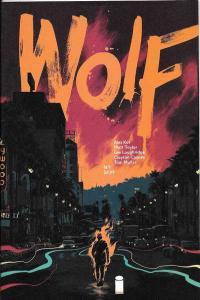 Wolf (2015 series) #1, NM + (Stock photo)