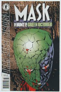 $.99 CENT SALE! - THE MASK  #1 of 4 - DARK HORSE COMICS - BAGGED & BOARDED