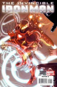 Invincible Iron Man #1A FN; Marvel | save on shipping - details inside