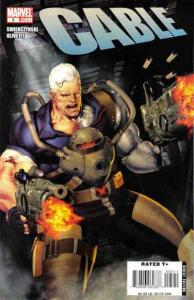 Cable (2008 series) #5, NM (Stock photo)