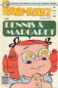 Dennis the Menace and his Friends #37 VG; Fawcett | low grade comic - save on sh
