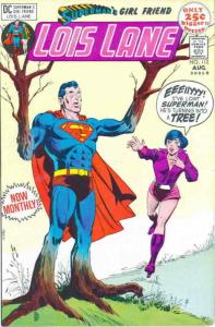 Superman's Girl Friend Lois Lane #112 FN; DC | save on shipping - details inside