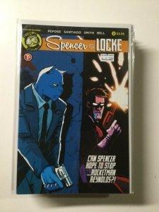 Spencer & Locke #3 (2017) HPA