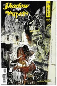Shadow Batman #1 Cvr F (DC, 2017) NM