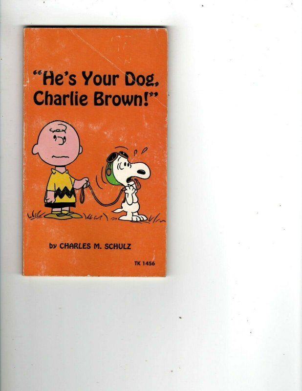 3 Books The Avenger Red Moon College Confidential He's Your Dog Charlie! JK11