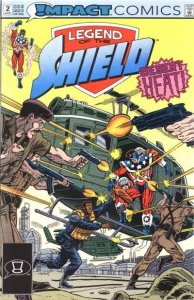 Legend of the Shield #2, NM (Stock photo)