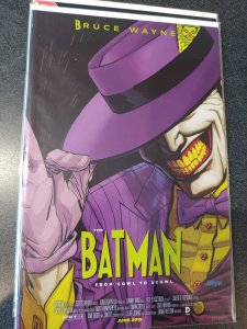 Batman #40  Joker Mask Homage Movie Variant
