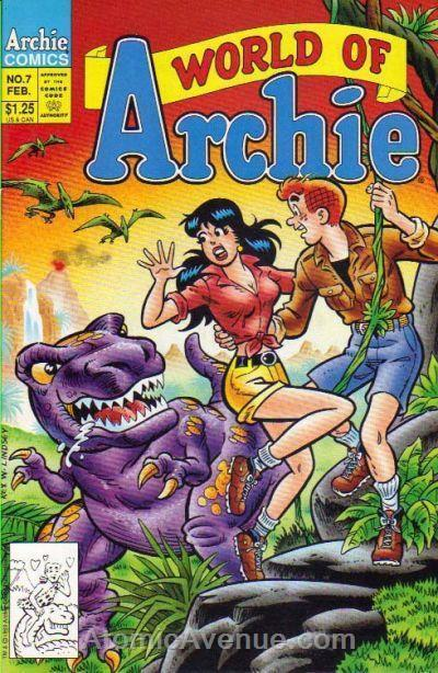World of Archie #7 VF/NM; Archie | save on shipping - details inside