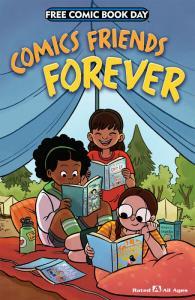 FCBD Comics Friends Forever #1 (First Second, 2018) NM