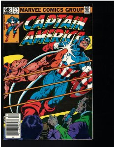 Captain America #271 (Marvel, 1982)