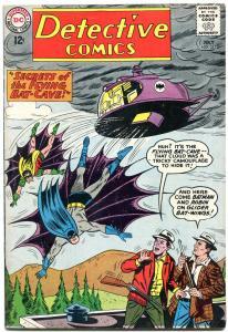 DETECTIVE COMICS #317-1963-BATMAN-DC SILVER AGE---fine