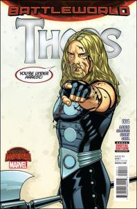 Marvel THORS #4 VF/NM