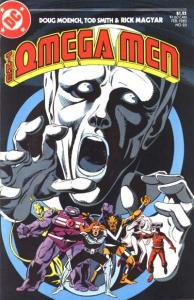 Omega Men (1982 series) #23, NM- (Stock photo)