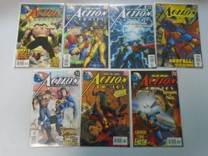 Action Comics Lot From #815-858 25 Different 8.0 VF (2004-2007)