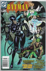Batman Chronicles #20 GD Catwoman/Relative Heroes, Nightwing/Supergirl, Robin