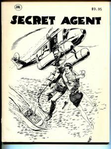Secret Agent #3 1993-JAL-1937 Secret Agent X-9 daily newspaper reprints-VF