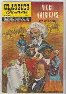 Classics Illustrated #169 (May-69) VF High-Grade Harriet Tubman, Crispus Attu...