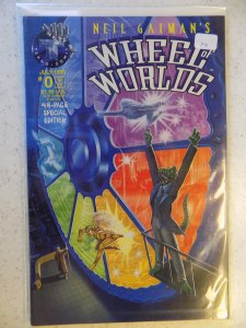 NEIL GAIMAN'S WORLD OF WHEELS # 0