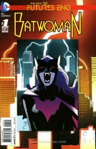 Batwoman: Futures End #1A VF/NM; DC   save on shipping - details inside