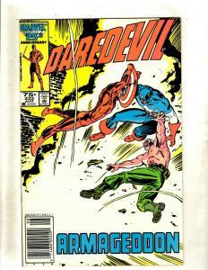 10 Daredevil Marvel Comic Books #233 234 232 234 235 236 238 239 241 242 HY2
