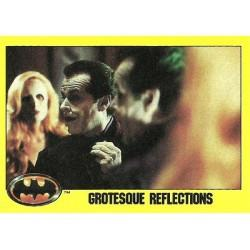 1989 Batman The Movie Series 2 Topps GROTESQUE REFLECTIONS #218