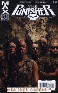 PUNISHER MAX (2004 Series) #56 Near Mint Comics Book