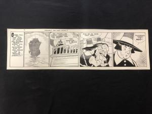 Fred Fox Original Daily Comic Strip Art #18- unpublished?