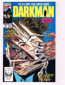 Darkman # 2 NM Marvel Comic Book Movie Series Adaptation J49