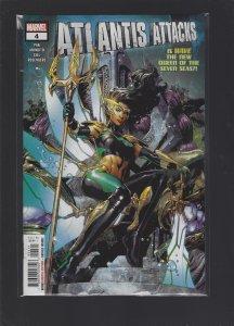 Atlantis Attacks #4 (2020)