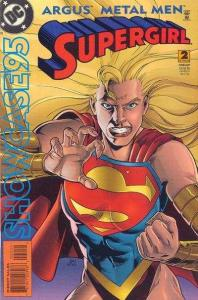 Showcase '95 #2, NM- (Stock photo)