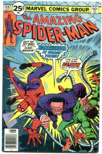 Amazing Spider-Man #159 1976--DOCTOR OCTOPUS-last 25 cent issue FN