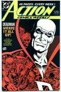 Action Comics Weekly 625 Nov 1988 NM- (9.2)